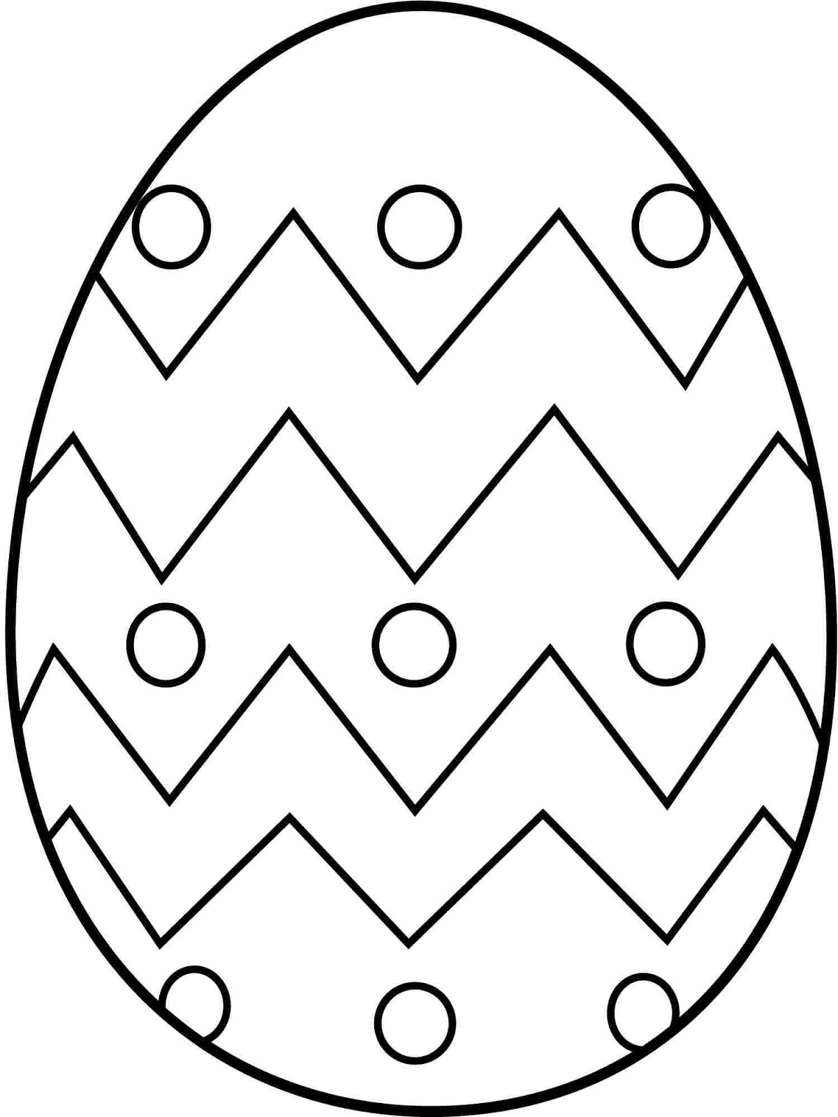 easter coloring pages for preschoolers - photo#47