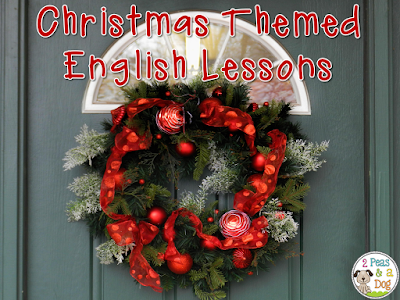 Christmas Themed English Lesson for Middle and High School