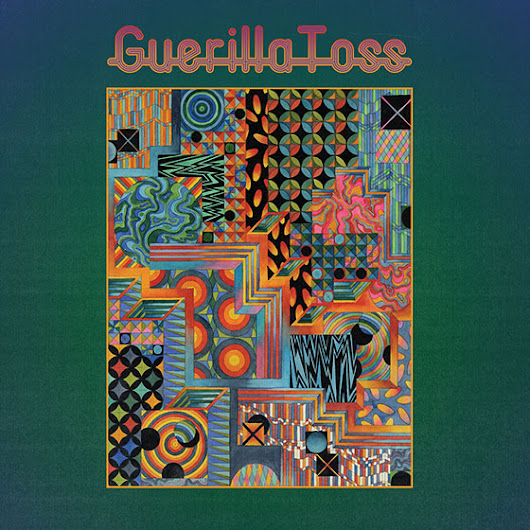 "Guerilla Toss: ""Meteorological"""