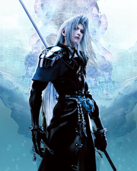 The Qwillery Battle As Sephiroth Through The New Final Fantasy Vii Event In Mobius Final Fantasy