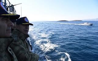 Σύμβουλος του Ερντογάν απειλεί τους Έλληνες