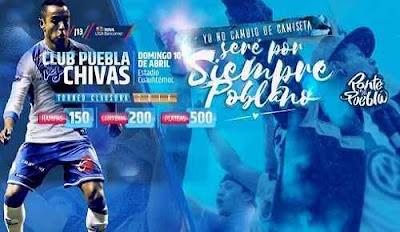 Pueblas vs Chivas