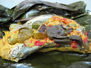 Resep Pepes Ikan Selar