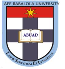 ABUAD Postgraduate Admission Form 2021/2022 [UPDATED]