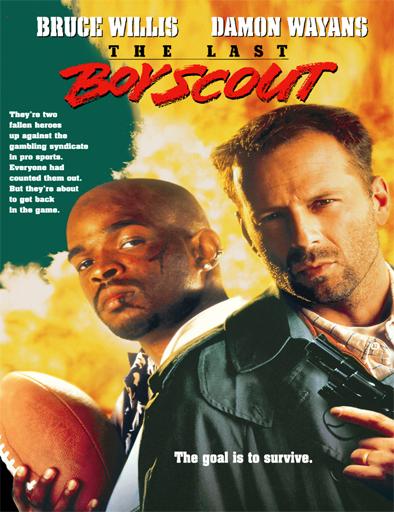 Ver El último Boy Scout (The Last Boy Scout) (1991) Online