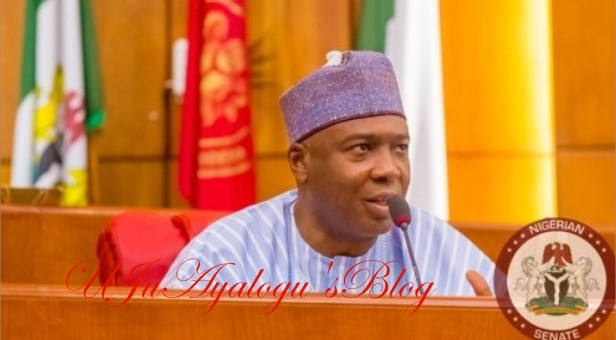 'Money already exchanging hands' – senator tenders 'evidence' of plot to remove Saraki