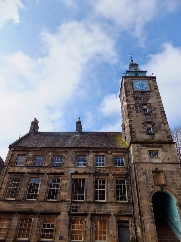 Stirling écosse scotland tolbooth