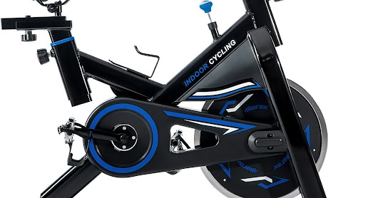 Merax S306 Indoor Cycling Bike Cycle Trainer Spin Bike, Review