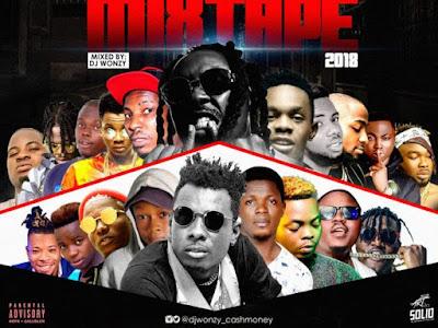 [MIXTAPE]: Dj Wonzy - Africa Badman Mix | @DjWonzy