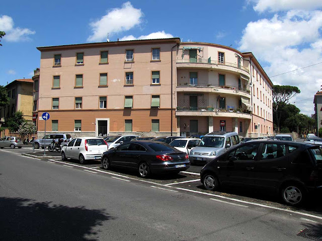 Parking lot, viale Marconi, Livorno