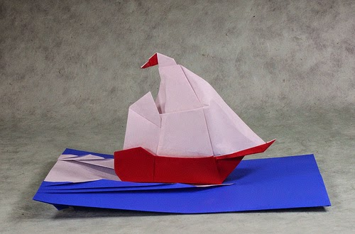 Origami Ship Craft Ideas And Art Projects