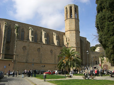 Pedralbes Monastery in Barcelona