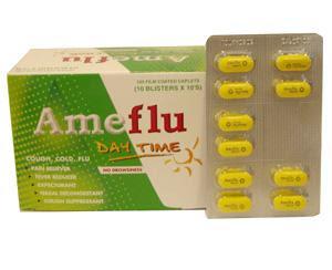 Thuốc cảm cúm Ameflu ban ngày (Ameflu day time)