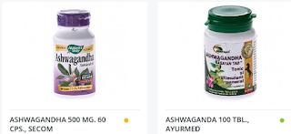 Ashwagandha capsule vegetale comanda aici livrare strainatate