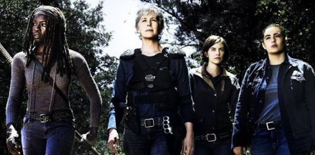 watch walking dead season 8