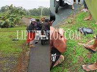 Mayat Bayi Perempuan di Temukan di Pinggir Jalan Dengan Kondisi Mengenaskan