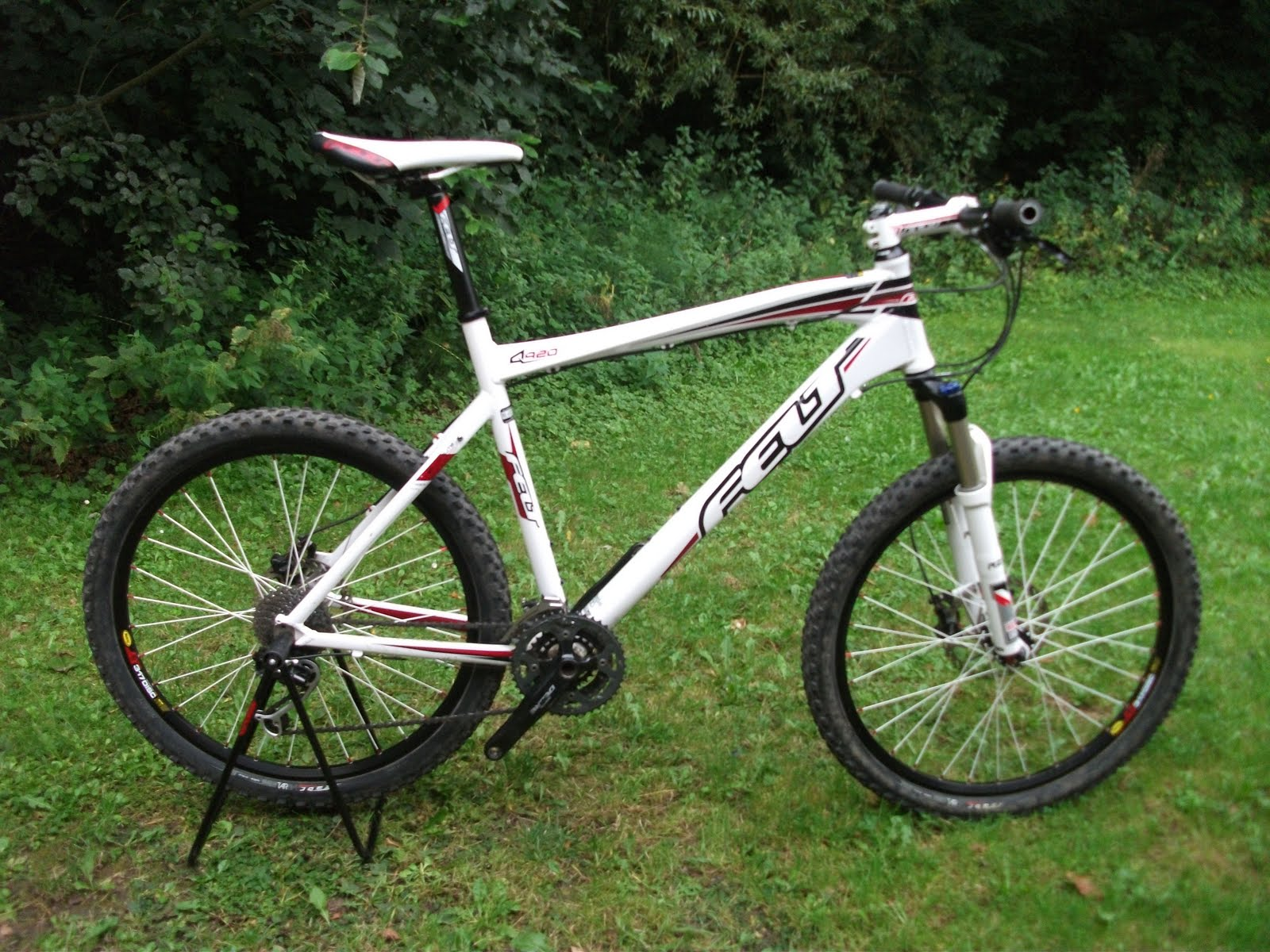 Felt Q920 2010 Mountain Bike Large For Sale Seanthecyclist