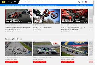 Motorsports TV  live stream