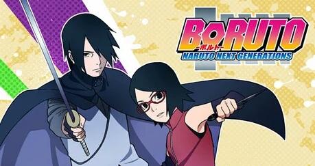 Boruto: Naruto Next Generations Reveals Poster For Sarada Arc.