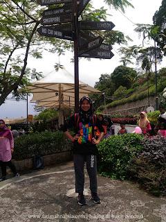 bukit bendera, pulau pinang, hiking bukit bendera