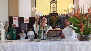 Paróquia de Cuité divulga programação do Dia de Corpus Christi