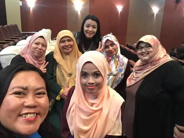 pertama kali ke sepetang bersama blogger
