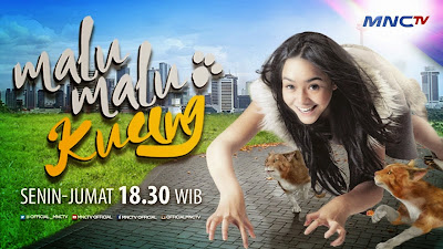 Download Lagu Ika Vuje - Malu Malu Kucing ( Ost Malu Malu Kucing MNCTV )
