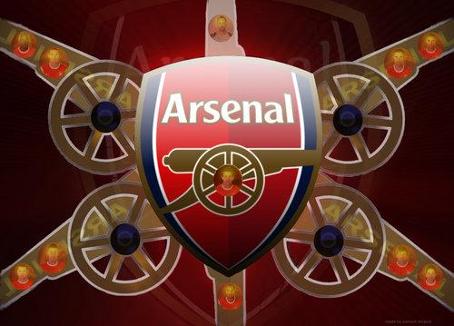 Wallpaper Keren Lucu Logo Arsenal Gambar