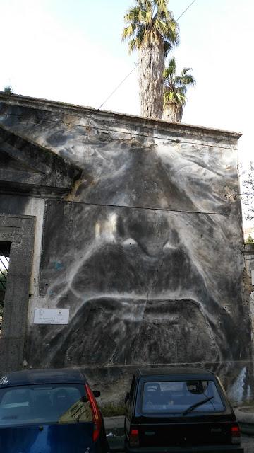 Murales Speranza nascosta-Rione Sanità-Napoli