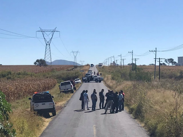 Sicarios dejan 4 hombres torturados y ejecutados en el municipio de Ixtlahuacán