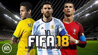 FIFA 14 Mod 18 Offline Kit New 18/19 (900 Mb) for Android