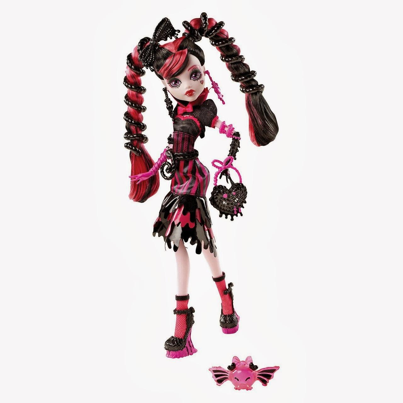 Fasc 237 Nio Cor De Rosa Monster High Sweet Screams