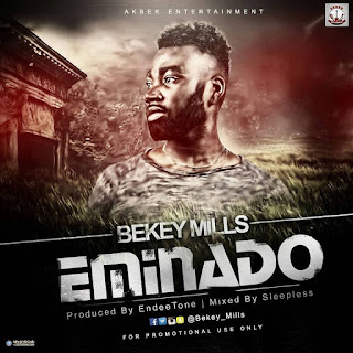 Bekey Mills to release audio and visulas for his upcoming release tune Eminado
