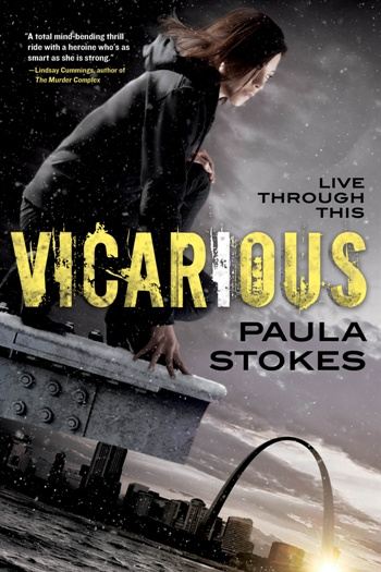 655f44843f0 Author Paula Stokes  VICARIOUS