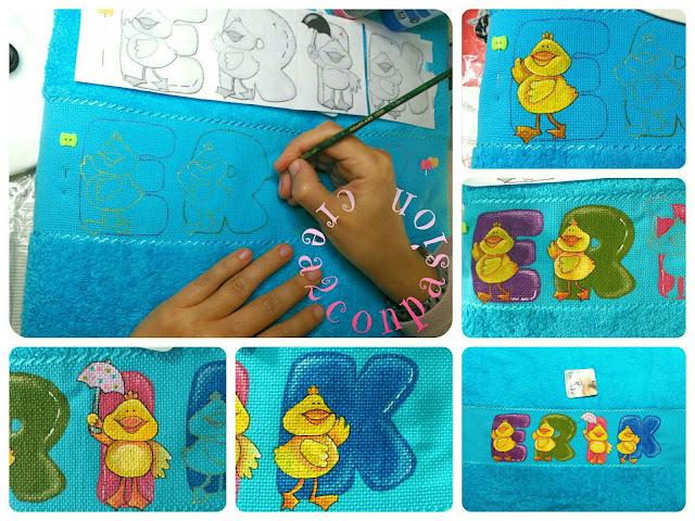 Cartel-manta-toalla-pintada-a-mano-pinturas-de-tela-regalos-personalizados