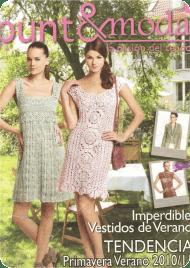 R41 Punto & Moda Vestidos de Verano
