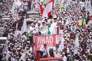 Merasa Di Fitnah ACTA Laporkan Ahok Terkait Pernyataannya Setiap Peserta Demo Dapat Bayaran Rp 500 Ribu - Commando