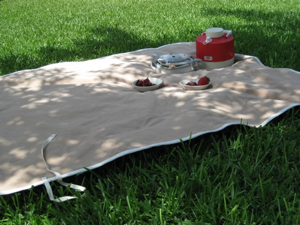 Pure And Noble: Reduce, Reuse, Recycle: Vintage Tablecloths