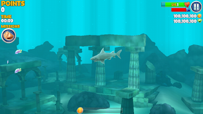 Download Game Hungry Shark Evolution Mod Apk  Android