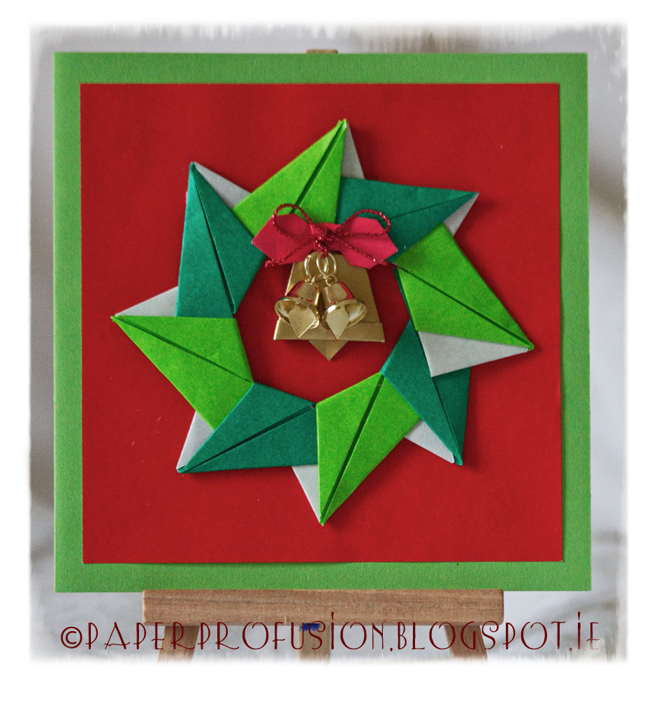 Paper Profusion: Origami Christmas - photo#25