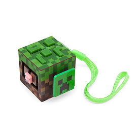 Minecraft ThinkGeek Grass Activity Block Gadget
