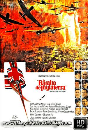 La Batalla De Inglaterra [1080p] [Latino-Ingles] [MEGA]