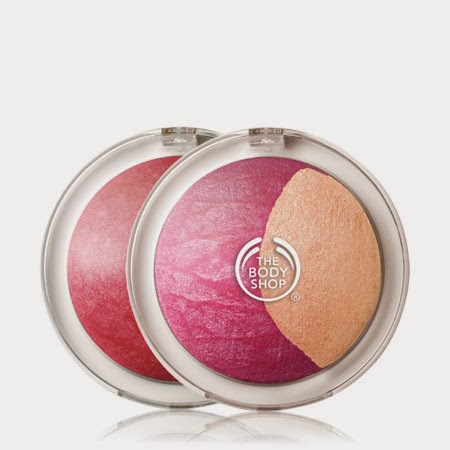 The Body Shop Baked to Last Blush in Petal Product Review