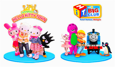 Kittyland Malaysia and The Little Big Club Malaysia