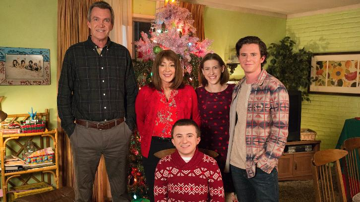 The Middle - Episode 9.10 - The Christmas Miracle - Promotional Photos & Press Release