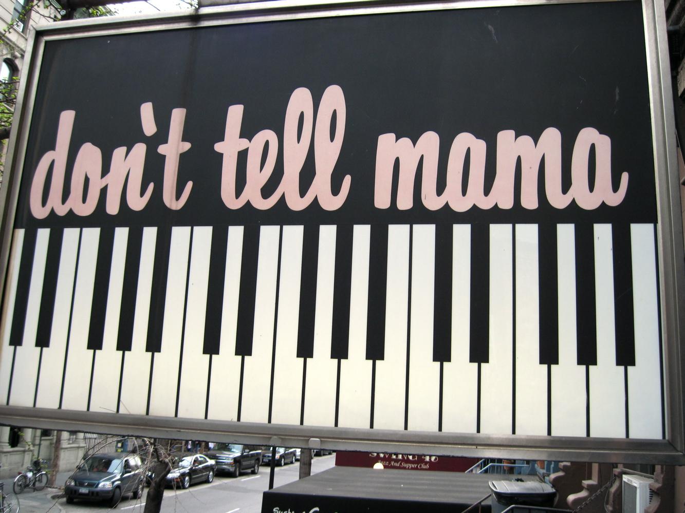 Piano Bar Hell S Kitchen