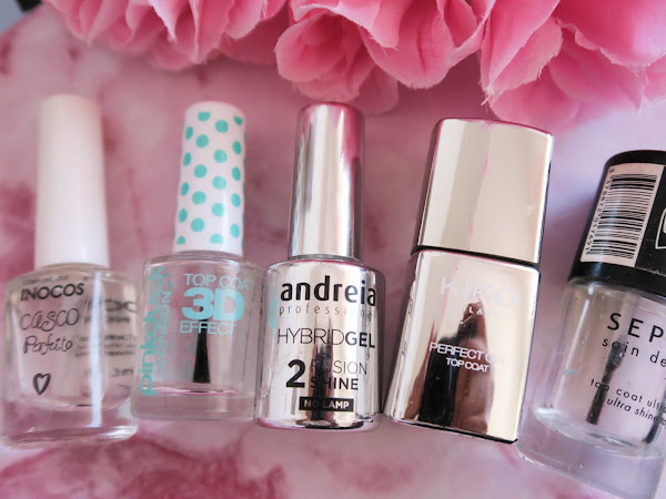 As minhas Top Coats Favoritas