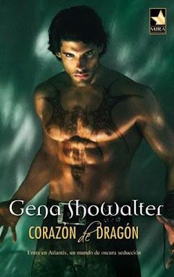 El beso de dragon – Gena Showalter