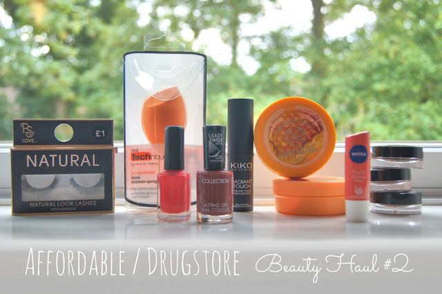 affordable-drugstore-haul