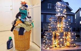Χριστουγεννιάτικη διακόσμηση για εκκεντρικούς